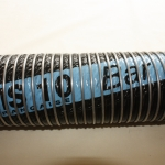 Composiet PG, A very light and flexible delivery and suction hose for chemical products.