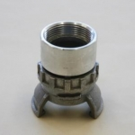Couplings, coupling with female thread, with locking ring, DSP Type JF