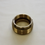 Lug Nut Type L173, Male threaded to reduced female threaded.