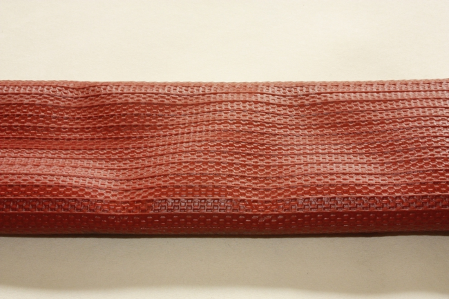 Duraflex red, Layflat discharging hose for the fire brigade, agriculture, chemical industry.
