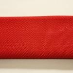 Fire hose red, Rode brandweerslang beantwoordend aan europese normen.