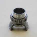 Couplings, coupling with male thread, with locking ring, DSP Type JM