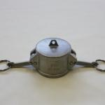 Kamlock Type F, Female dust cap (with handles)