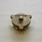 Lug Nut Type L169, Blind cap with male threaded.