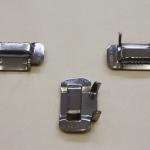 Band-it Type C950, Klemmen voor spanband